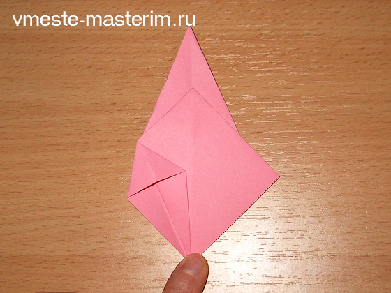 звезда из бумаги объемная
