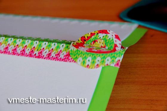 как сделать открытку мастер класс