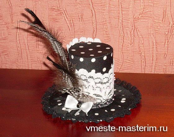 Шляпы из кожи мастер класс пошагово #4