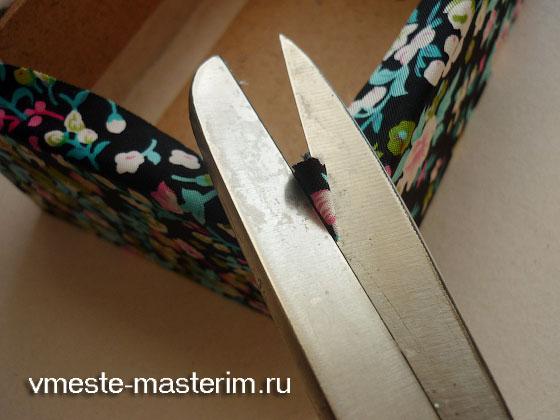 как сделать шкатулку в домашних условиях