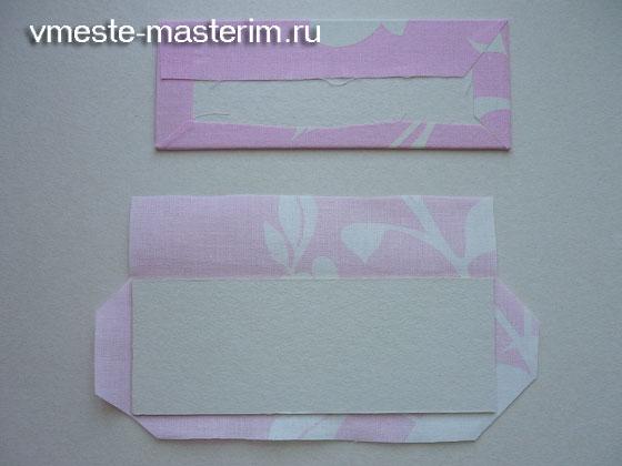 как сделать шкатулку своими руками из бумаги