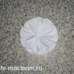 Бумажный цветок своими руками (мастер-класс)