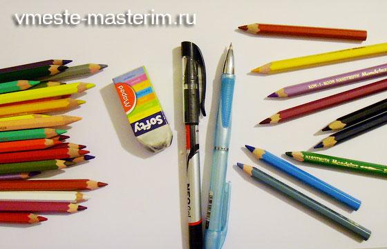 Как нарисовать подсолнух поэтапно карандашом для начинающих