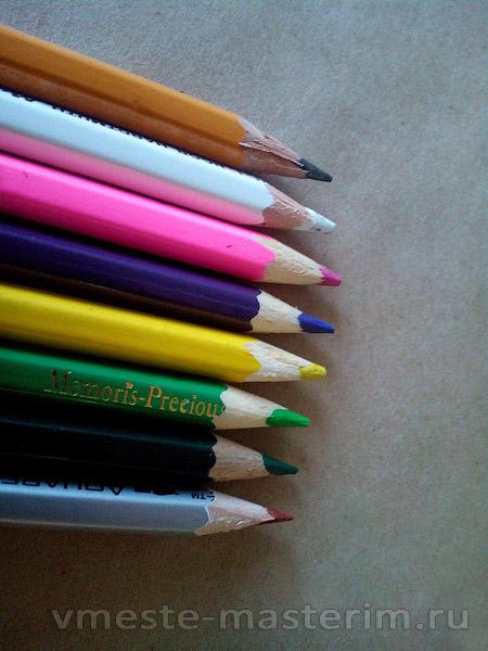 Как нарисовать цветы поэтапно карандашом