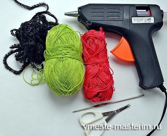 Как сделать маки из ткани своими руками (мастер-класс)