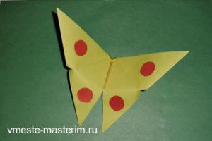 Как сделать оригами бабочку из бумаги: поэтапная схема (мастер-класс)