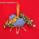 Как сделать овечку своими руками: выкройки (мастер-класс)