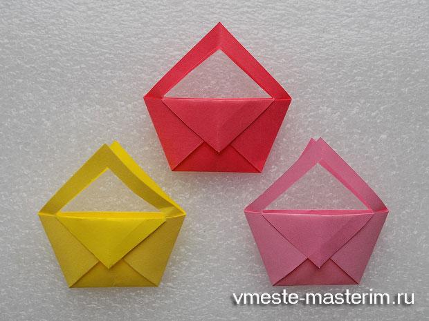 Как сделать сумку из бумаги своими руками (мастер-класс)