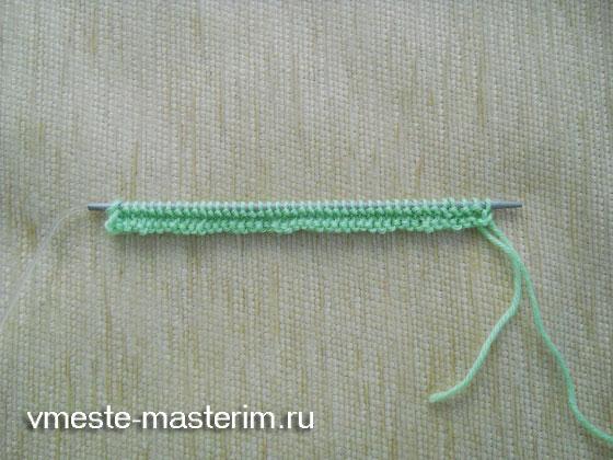 Kak-svyazat-pinetki-2 Как связать пинетки спицами для новорожденных пошагово
