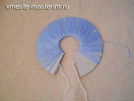 Как связать спицами шапочку для новорожденного девочка