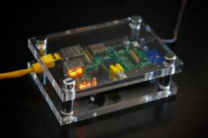 Проекты, где использовались Raspberry Pi